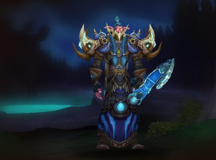 Armory http://goo.gl/wCJqQp WoWHead Model http://goo.gl/Zo8QRF http://goo.gl/RtGXKm (Blood Knight...